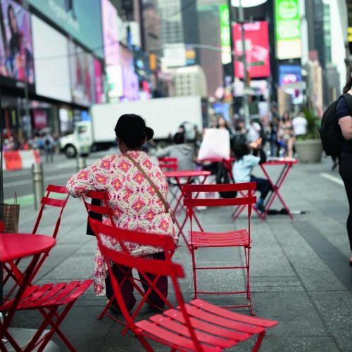 Bistro Coquelicot New York Album2020 Tom Watson 2