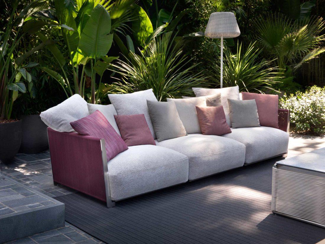 Flexform Vulcano Sofa