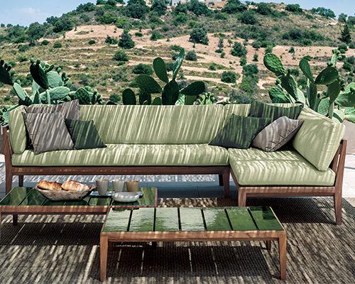 Teka Lounge - Roda
