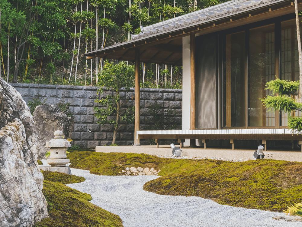Arredamento Giardino Zen