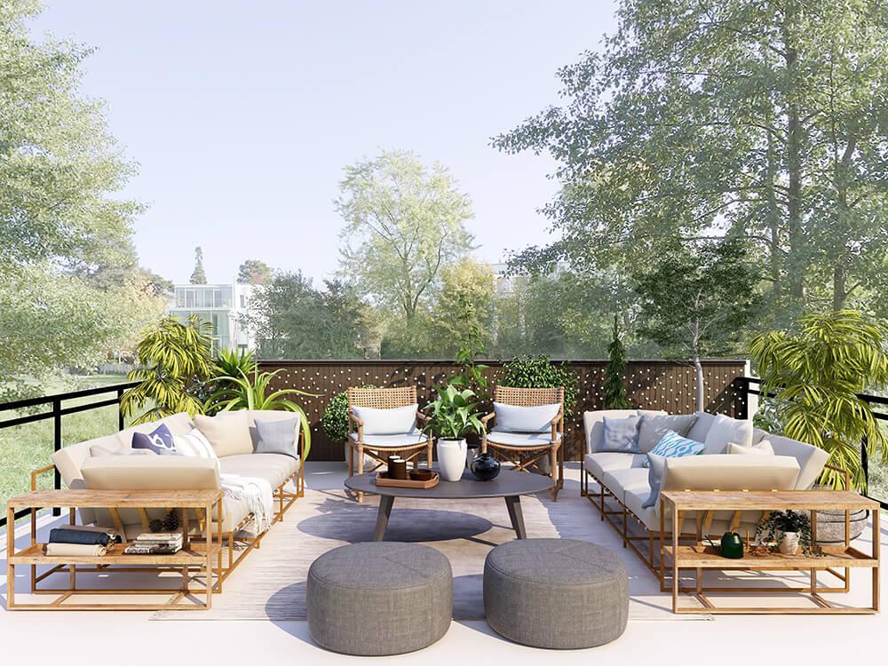 Progettazione Terrazzi Come Creare Il Terrazzo Perfetto